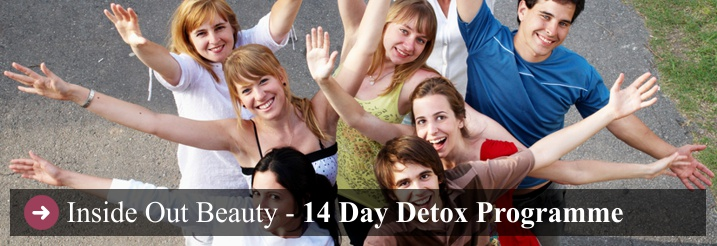 Inside Out Beauty - 14 Day Detox Programme