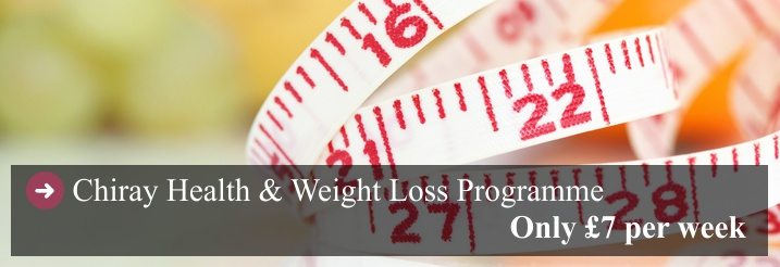 Chiray Health & Weight Loss Programme